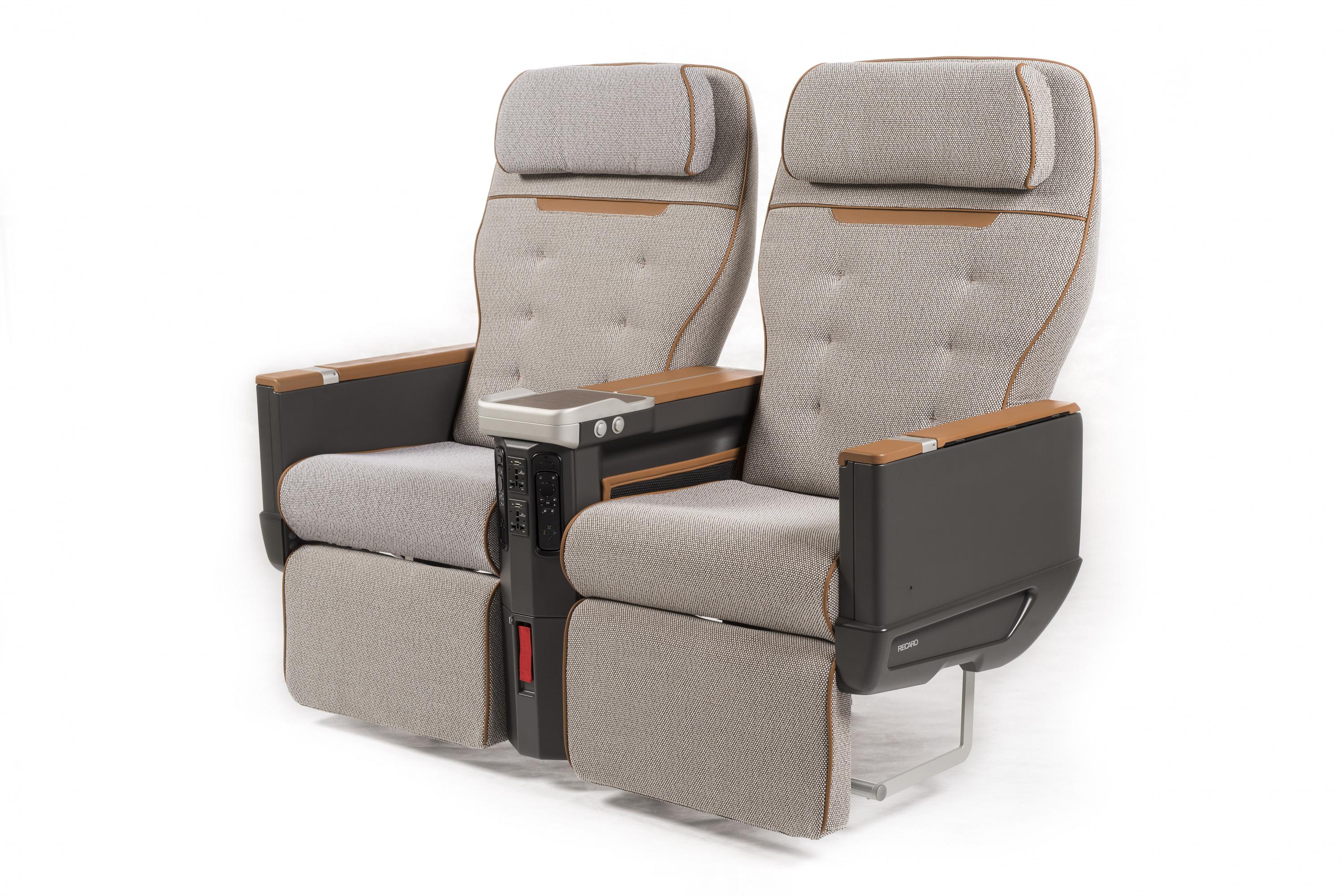 alaska airlines r stet flugzeuge mit bl3520 und cl4710 sitzen nach recaro aircraft seating. Black Bedroom Furniture Sets. Home Design Ideas